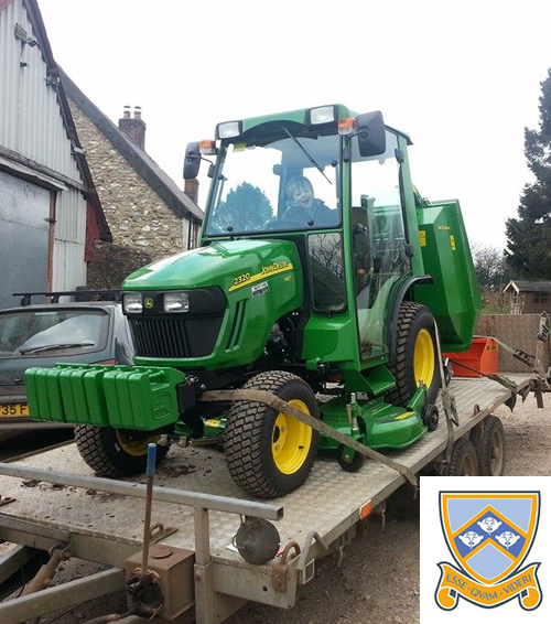 Garden Machinery Repair Devon