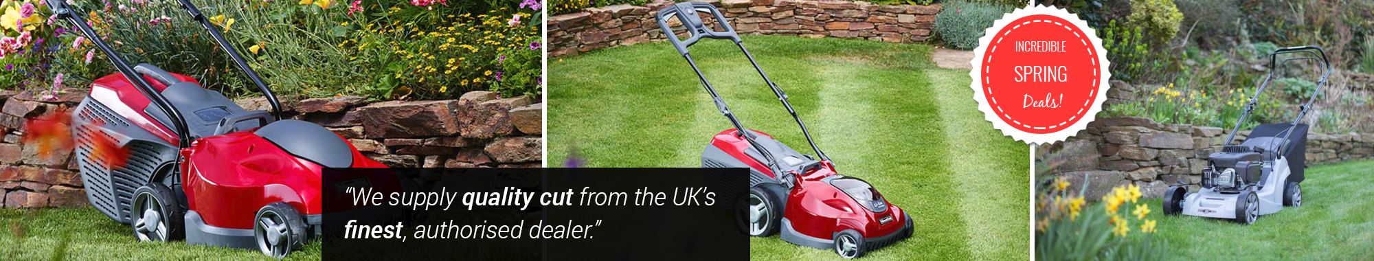 Mountfield Lawnmower Supplier Devon